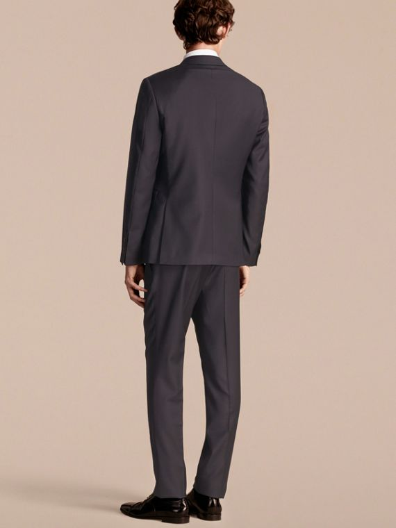 Slim Fit Travel Tailoring Wool Suit - cell image 2