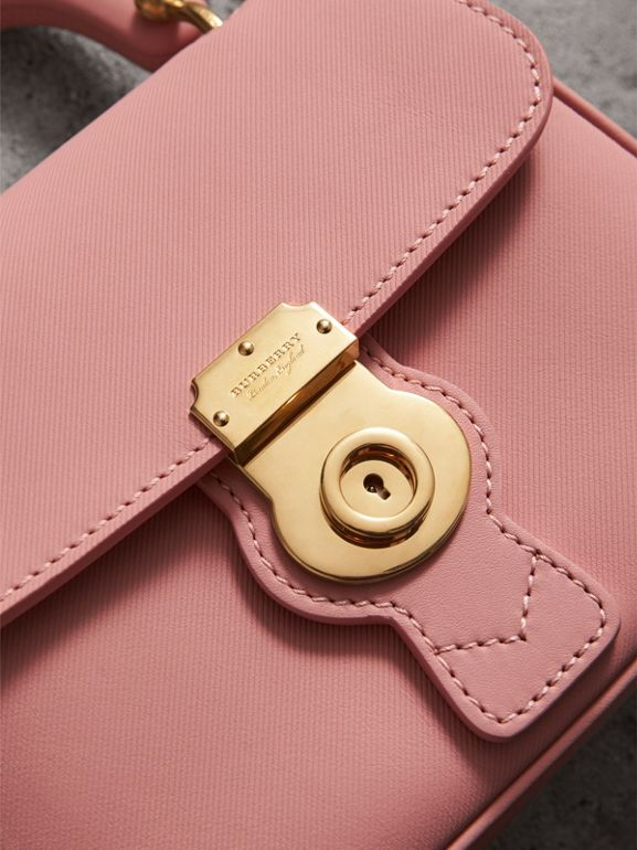 The Small DK88 Top Handle Bag in Ash Rose - Women | Burberry - cell image 1