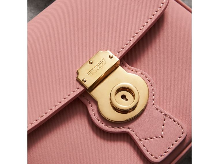 The Small DK88 Top Handle Bag in Ash Rose - Women | Burberry United States - cell image 1
