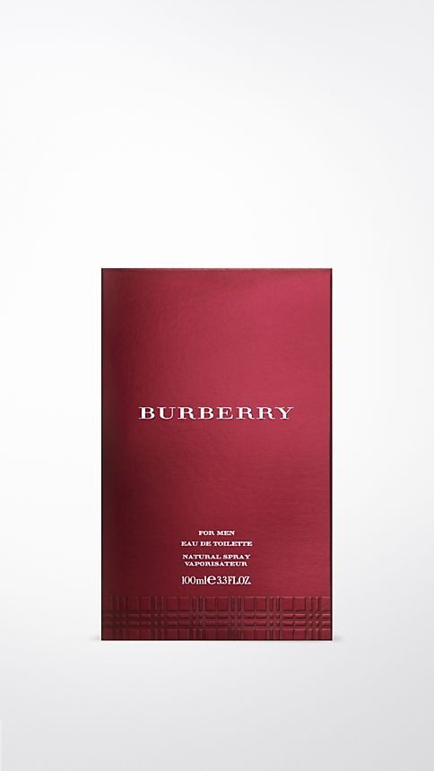 100ml Burberry For Men Eau de Toilette 100ml - Image 2
