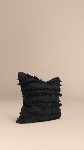 Fil Coupé Cashmere Cushion Cover