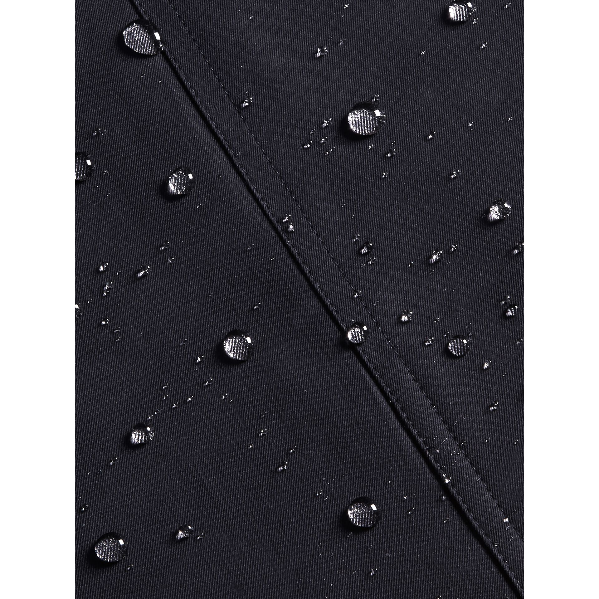 The Wiltshire Trench Coat in Navy - Boy | Burberry - gallery image 4