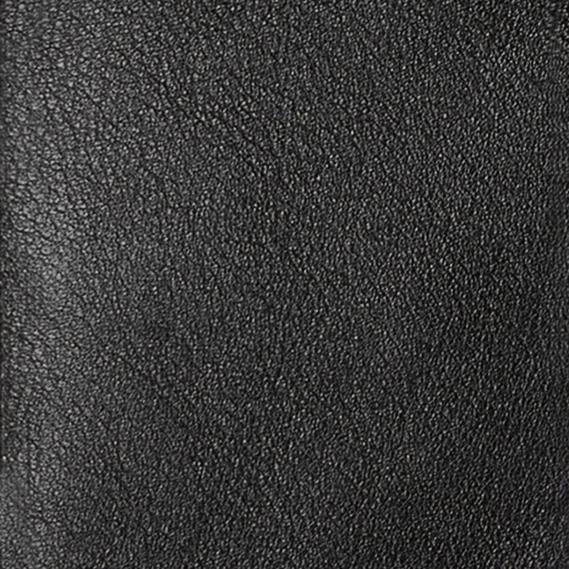 Charcoal/black Horseferry Check Continental Wallet Charcoal/black - gallery image 2