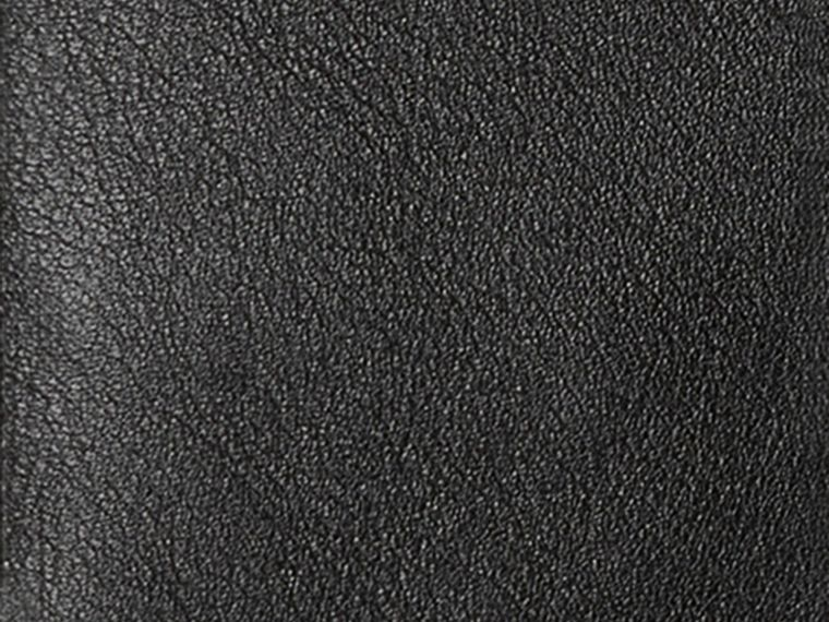 Charcoal/black Horseferry Check Continental Wallet Charcoal/black - cell image 1