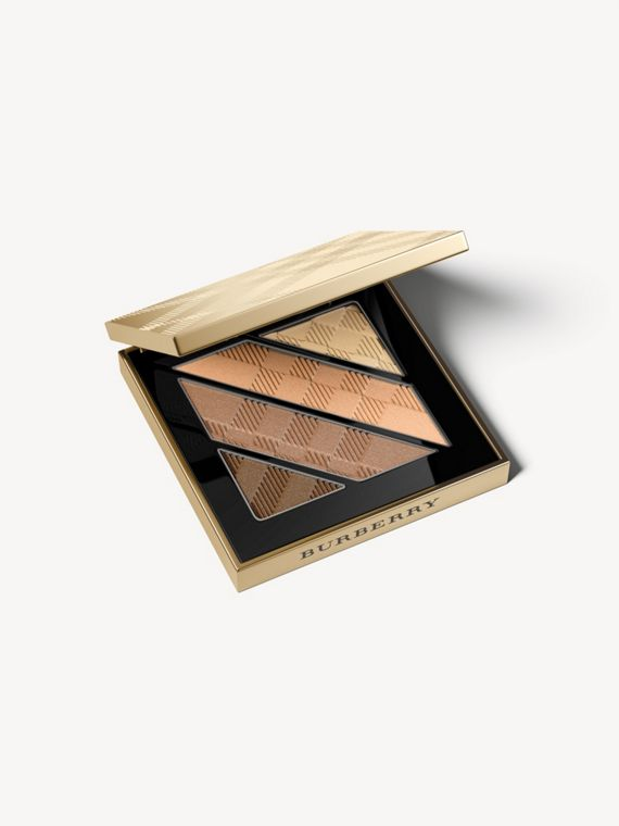 Complete Eye Palette – Gold Shimmer No.28