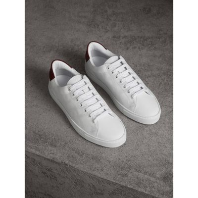 boys burberry trainers