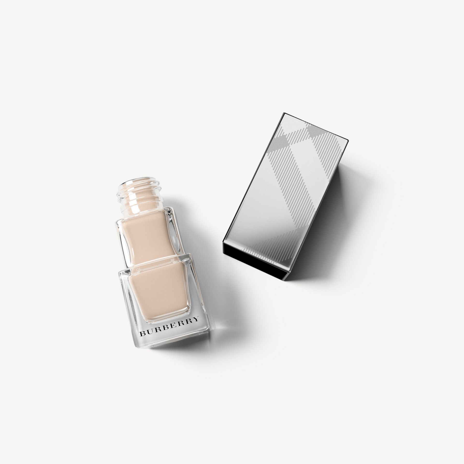 Nail Polish - Nude Beige No.100 - Femme | Burberry - photo de la galerie 1