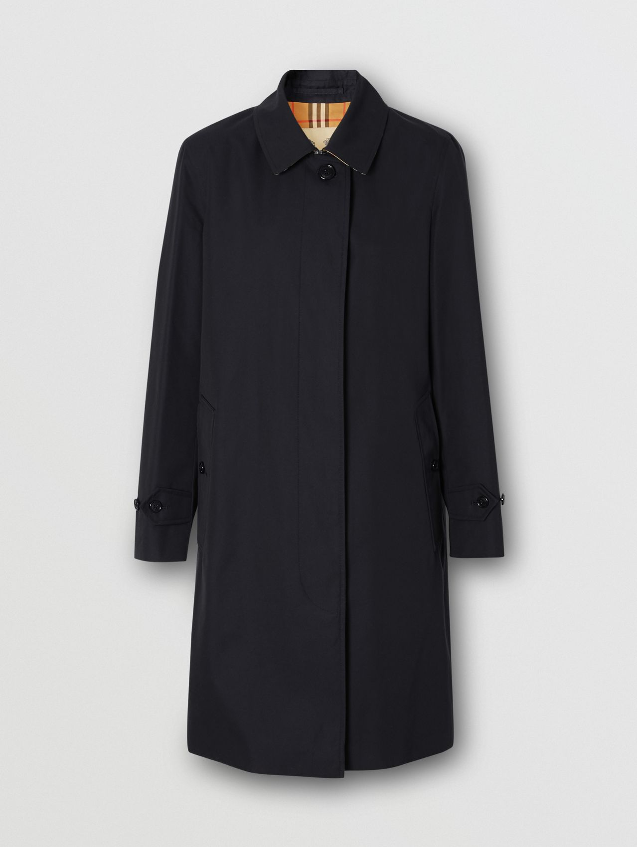 The Pimlico Heritage Car Coat (Midnight)