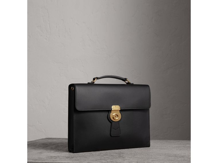 The Large DK88 Document Case in Black/black - Men | Burberry United Kingdom - cell image 4