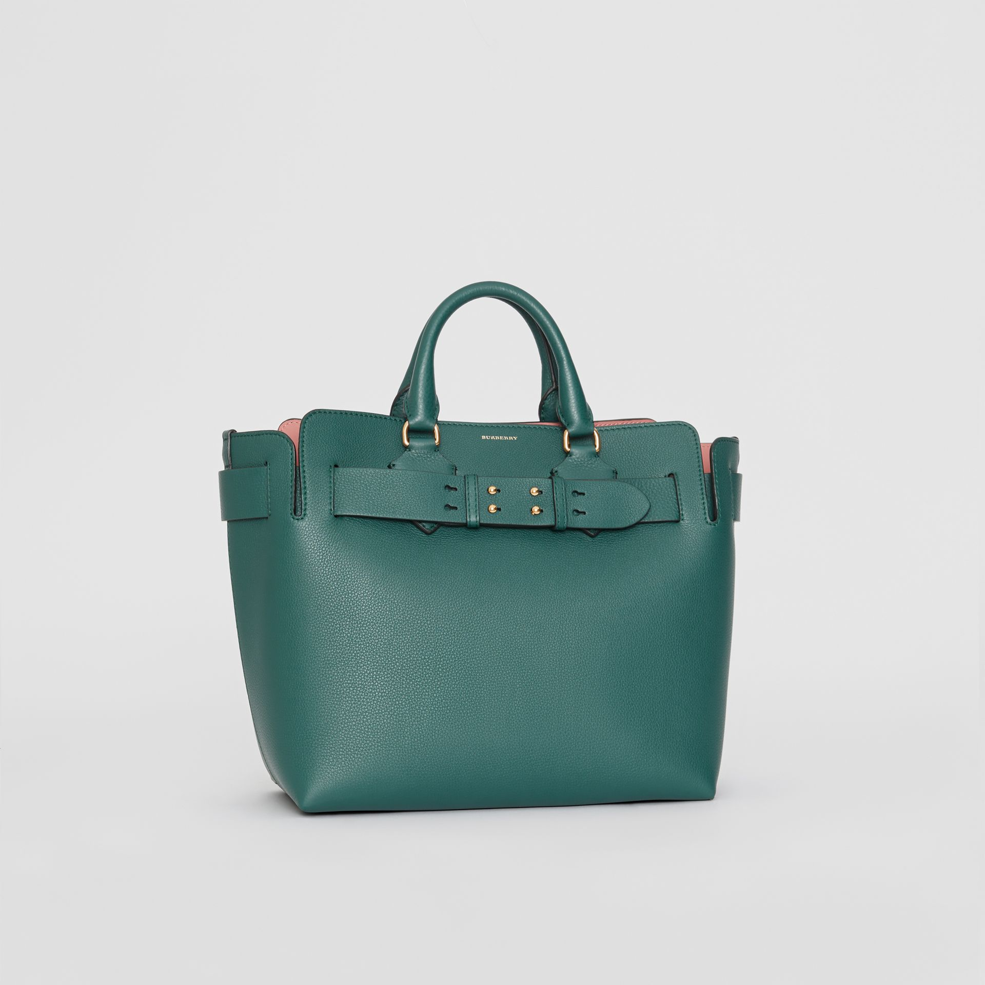 The Medium Belt Bag aus Leder (Dunkles Cyan) - Damen | Burberry - Galerie-Bild 6