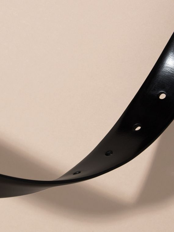Reversible Bridle Leather Belt - Men | Burberry Singapore - cell image 3