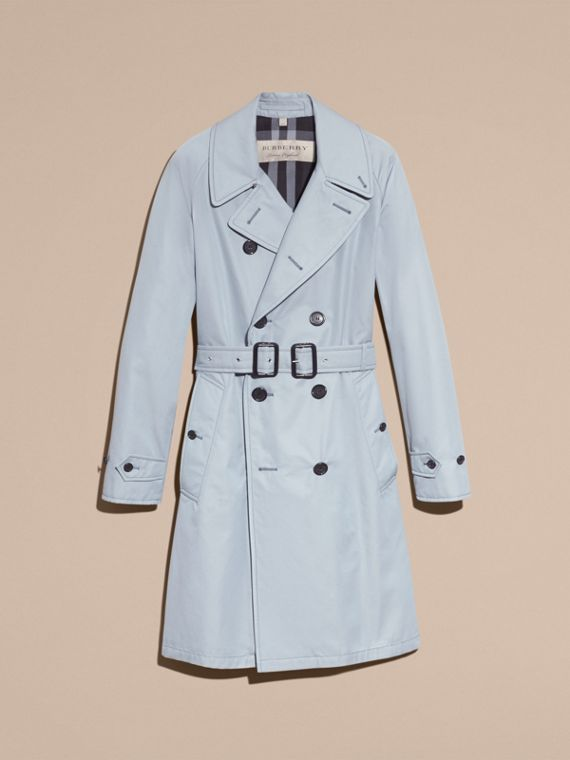 Cotton Trench Coat - cell image 3