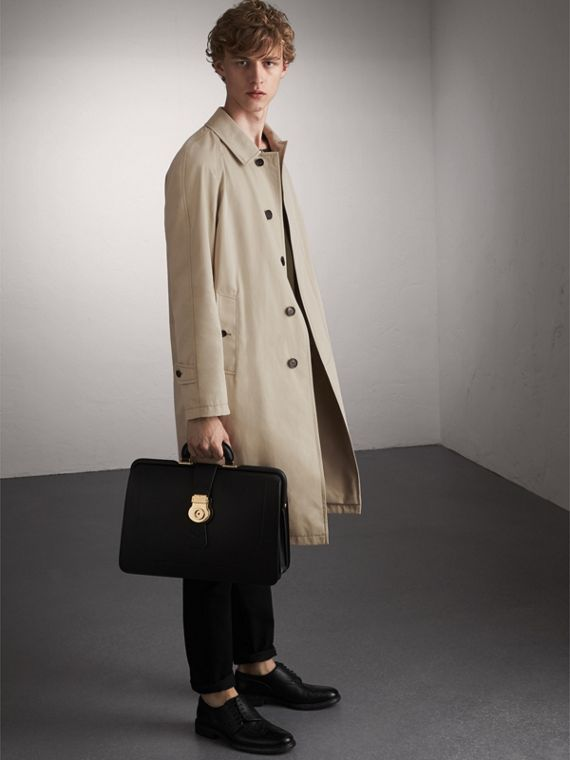 The DK88 Doctor's Bag in Black/black - Men | Burberry - cell image 3