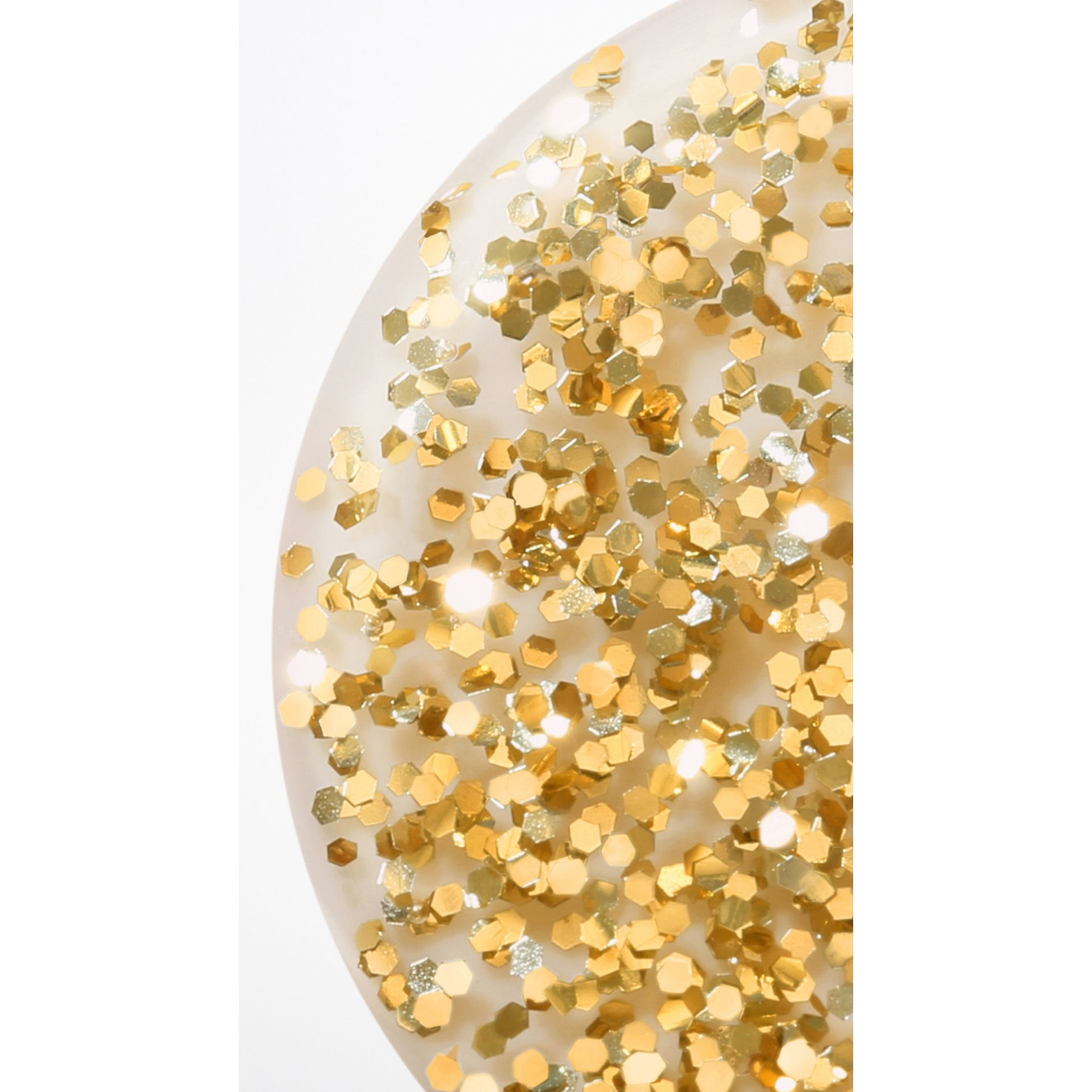 Nail Polish – Gold Glitter No.451 - photo de la galerie 2