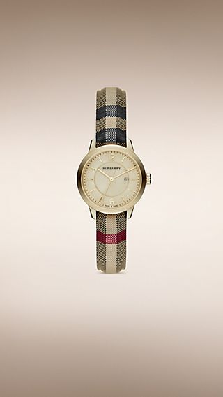 THE CLASSIC ROUND BU10104 32MM