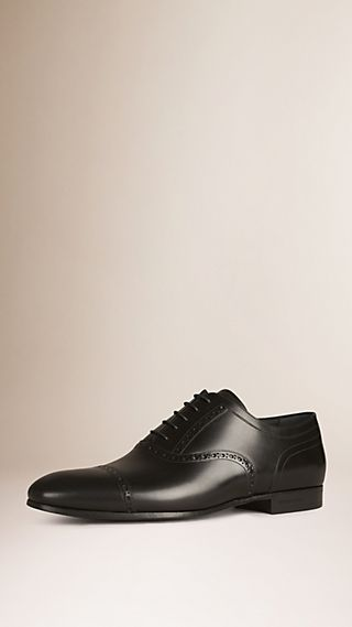 Classic Leather Brogues