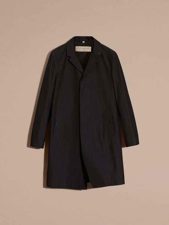 Mercury Cotton Gabardine Car Coat - cell image 3