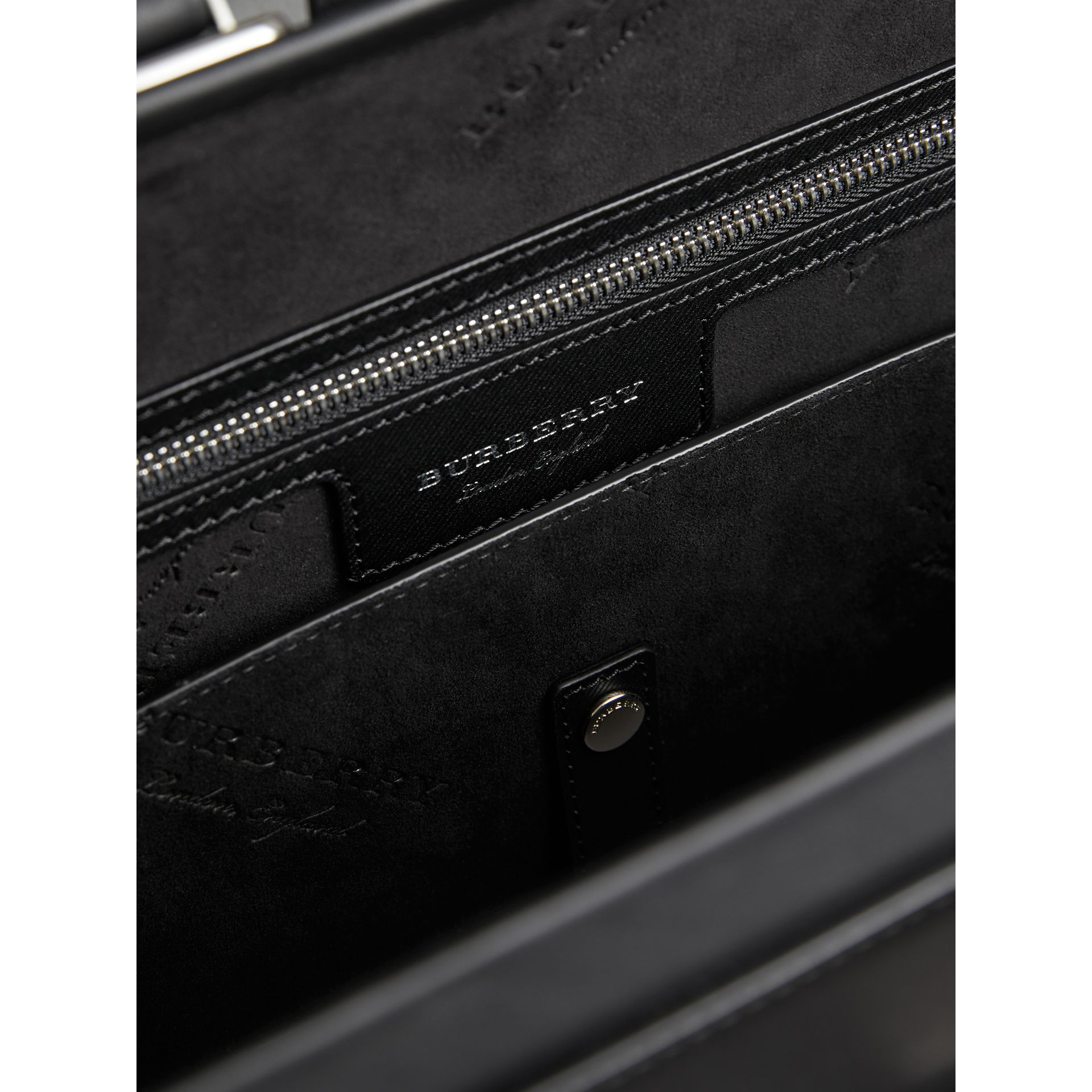The DK88 Doctor's Bag in Black - Men | Burberry - gallery image 6