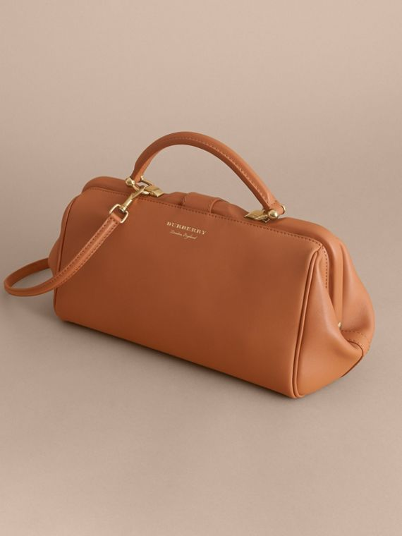 The DK88 Bowling Bag in Bright Toffee - Women | Burberry - cell image 3
