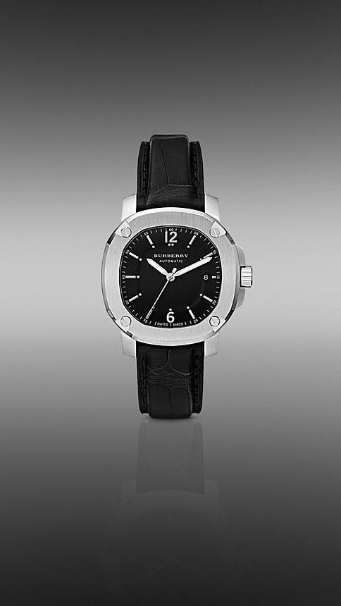 Black The Britain BBY1200 43mm Automatic - Image 1