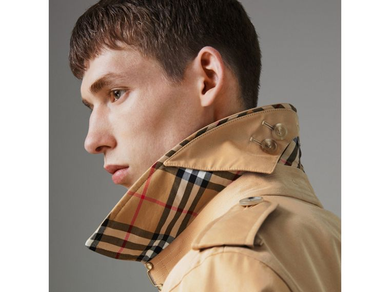 Trench coat Heritage The Kensington (Miele) - Uomo | Burberry - cell image 4