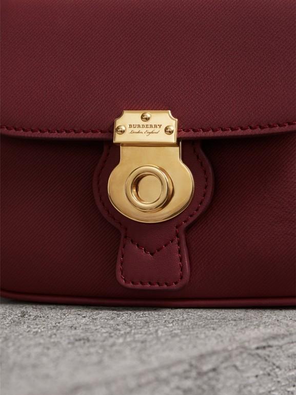 Minibolso DK88 de asa superior (Rojo Envejecido) - Mujer | Burberry - cell image 1