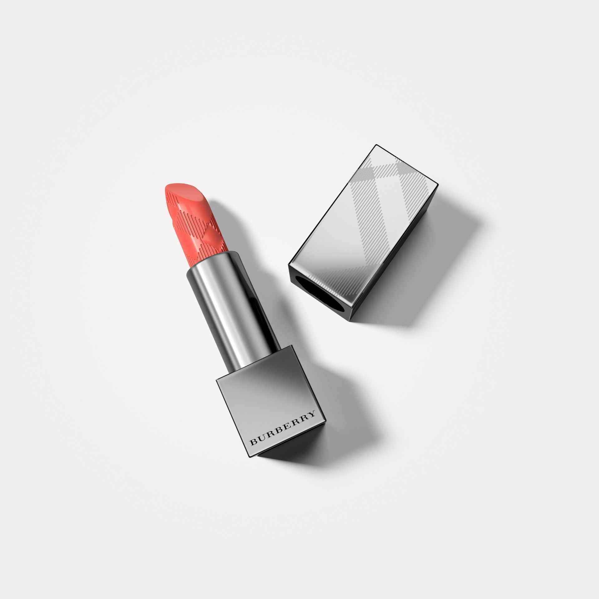 Coral pink  65 Burberry Kisses – Coral Pink No.65 - gallery image 1