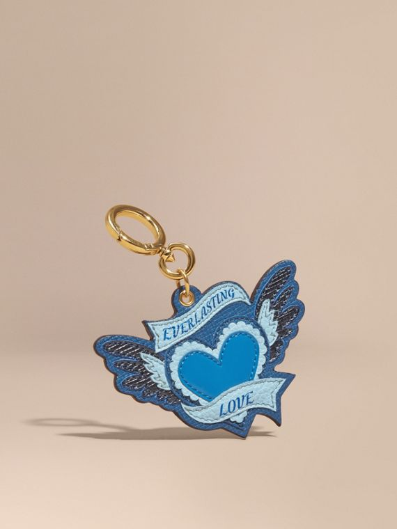 Leather Everlasting Love Charm