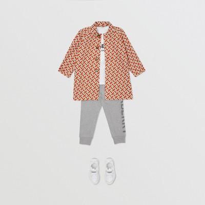 Designs mit Karo und Streifenmustern für Kinder | Burberry