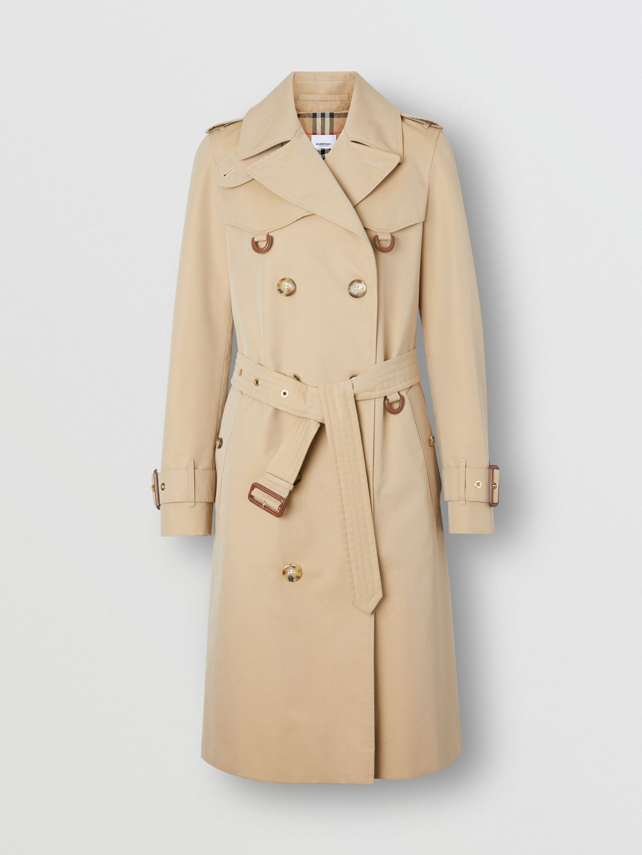 The Islington Trench Coat (Honey)
