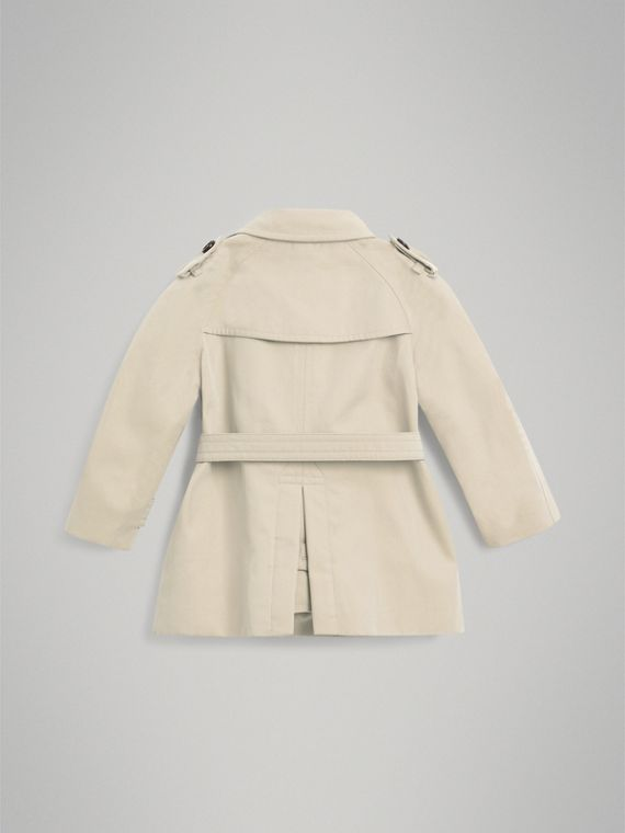 Trench The Wiltshire (Stone) | Burberry - cell image 3
