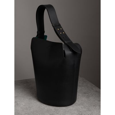Burberry - Grand sac The Bucket en cuir - 4