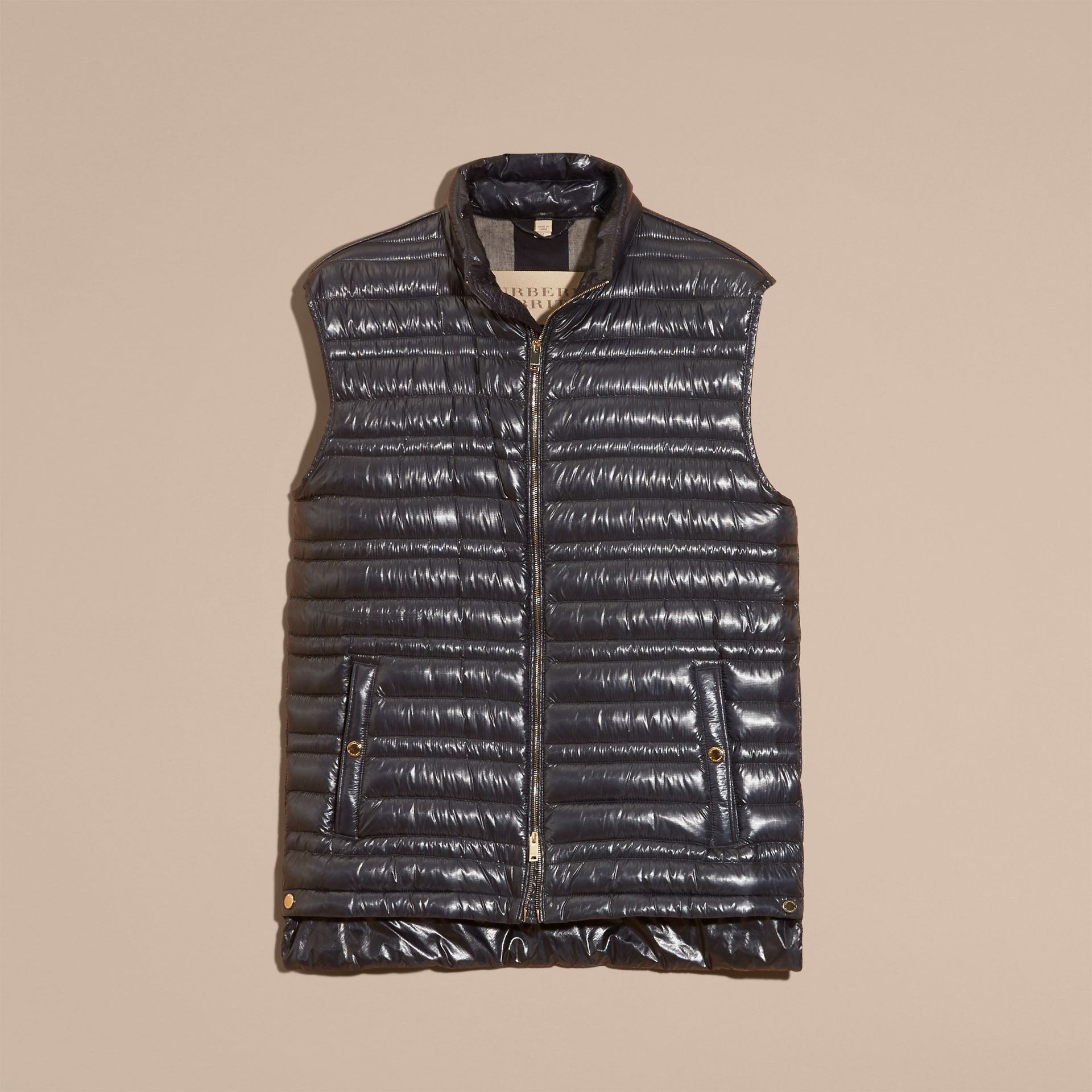 Lightweight Down-filled Gilet - Men | Burberry - gallery image 4