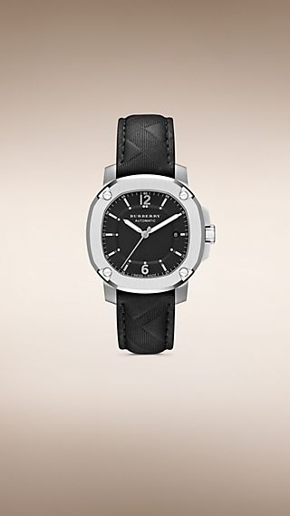 THE BRITAIN BBY1209 43MM AUTOMATIC