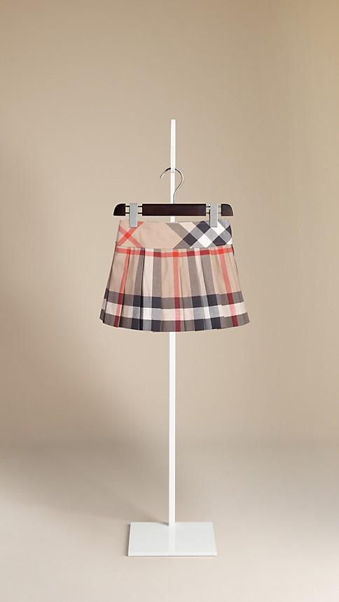 Classique nouveau Kilt plissé en check - Image 2