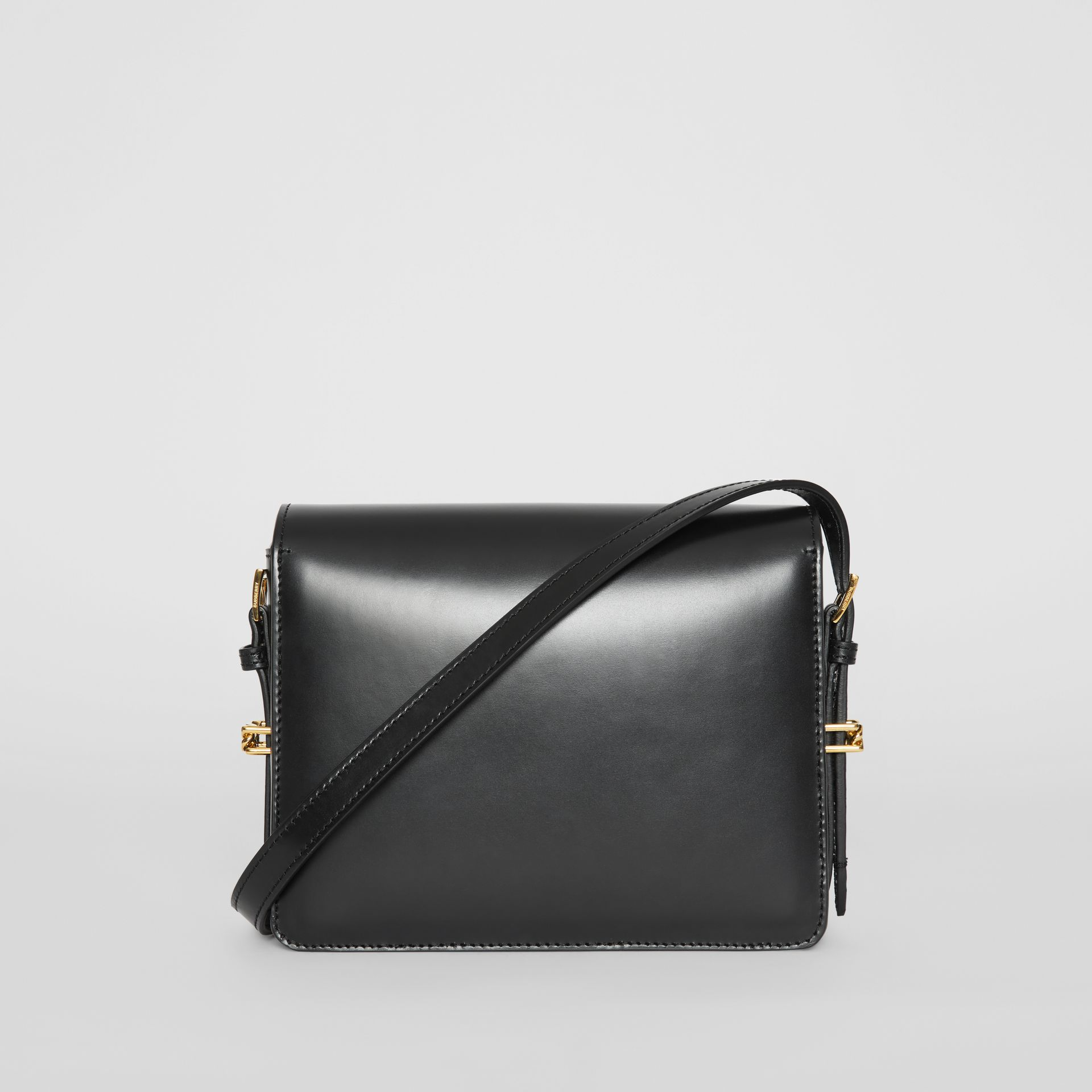 Small Leather Grace Bag in Black - Women | Burberry Australia - gallery image 7