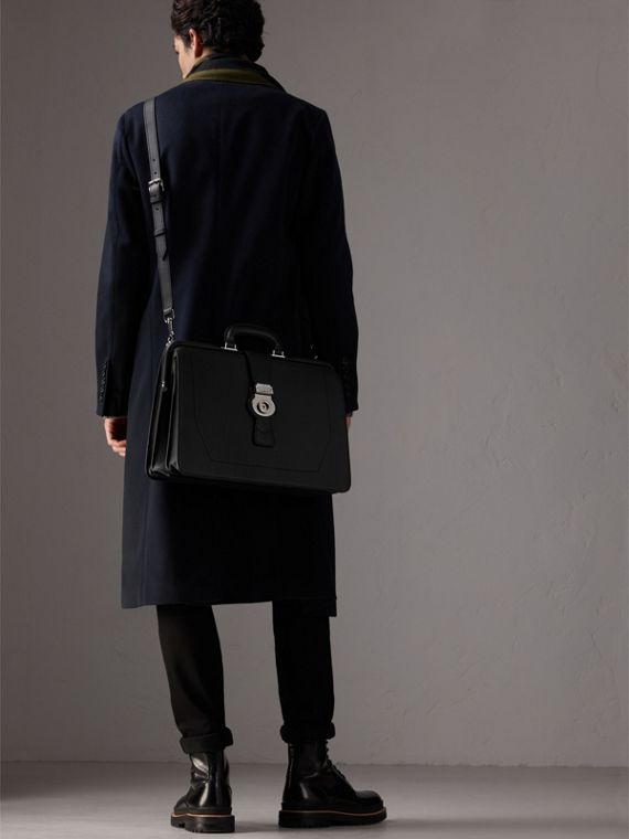The DK88 Doctor's Bag in Black - Men | Burberry - cell image 3