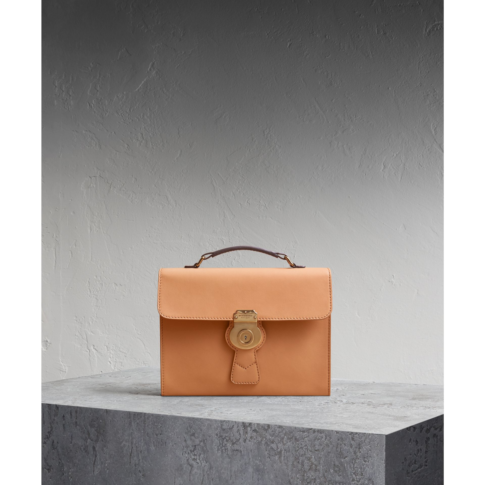 The DK88 Document Case Pale Clementine - gallery image 1