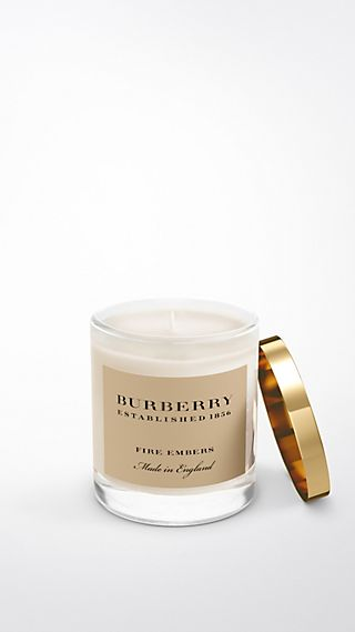 Fire Embers Fragranced Candle - 200g