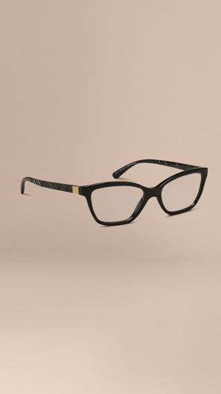 Check Detail Cat-eye Optical Frames