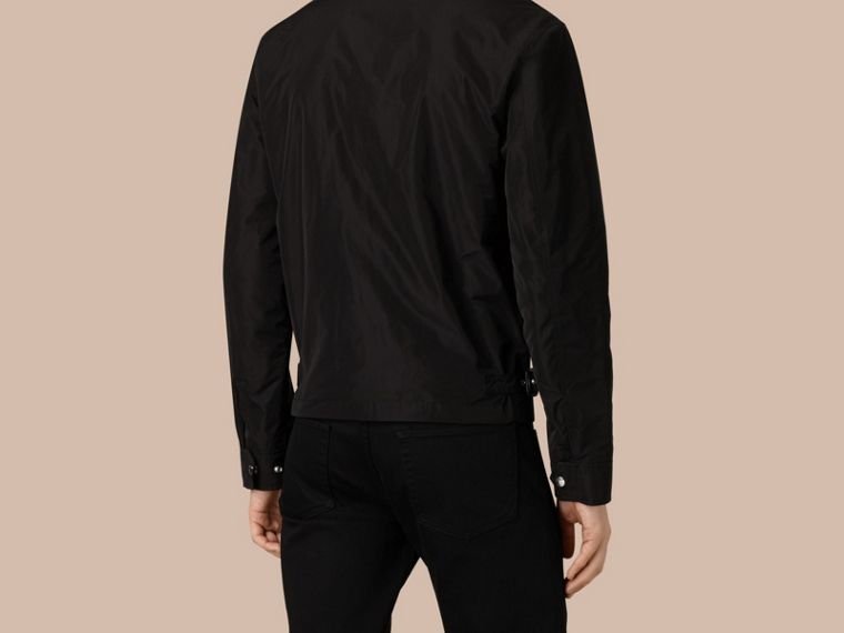 Lightweight Technical Jacket in Black - cell image 1