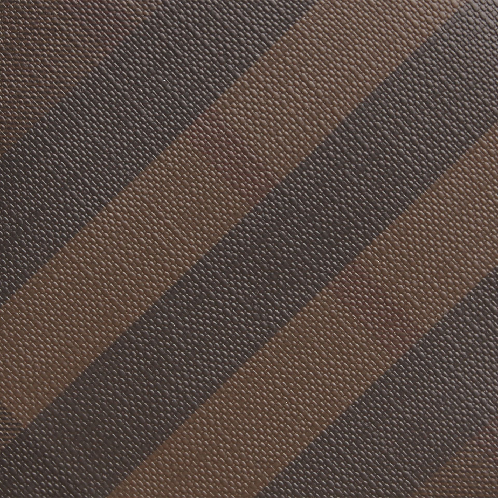 London Check ID Wallet in Chocolate/black - Men | Burberry - gallery image 2