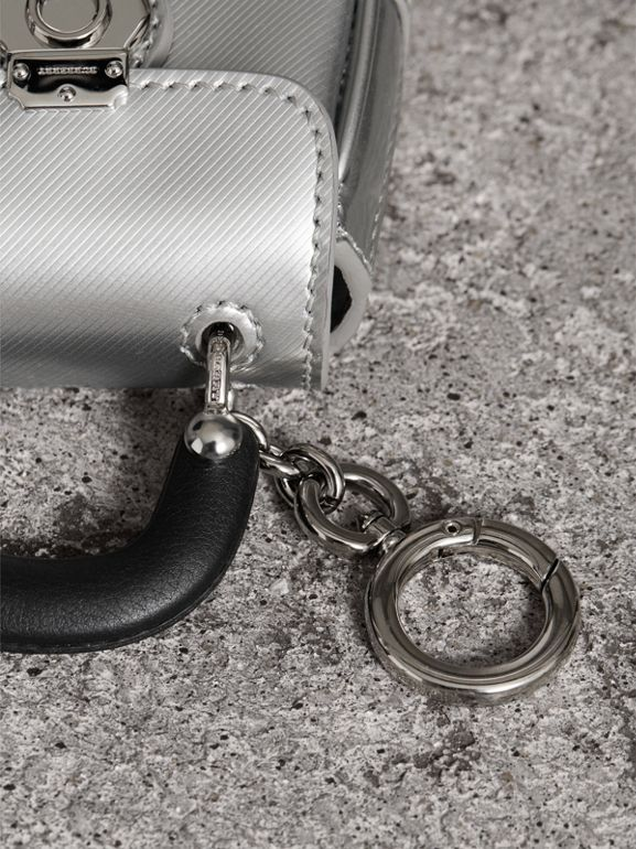 The DK88 Charm in Silver | Burberry - cell image 1