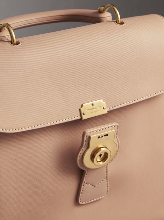The Large DK88 Top Handle Bag in Honey - Women | Burberry - cell image 1