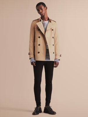 Trench Coats for Men | Burberry
