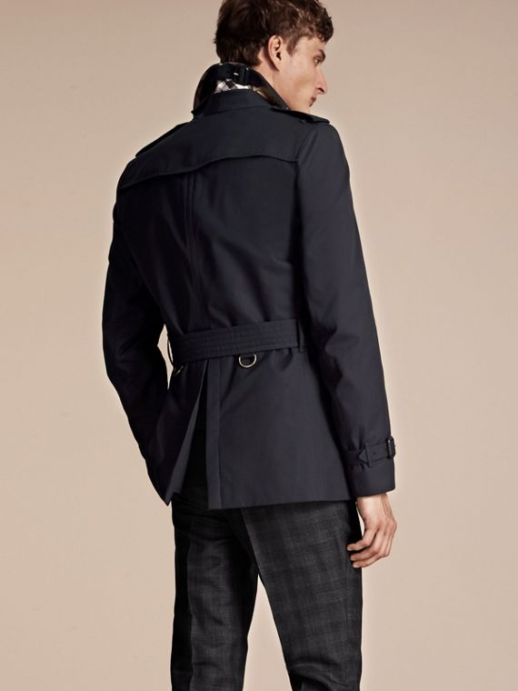 Navy The Chelsea - Trench coat Heritage corto Navy - cell image 2