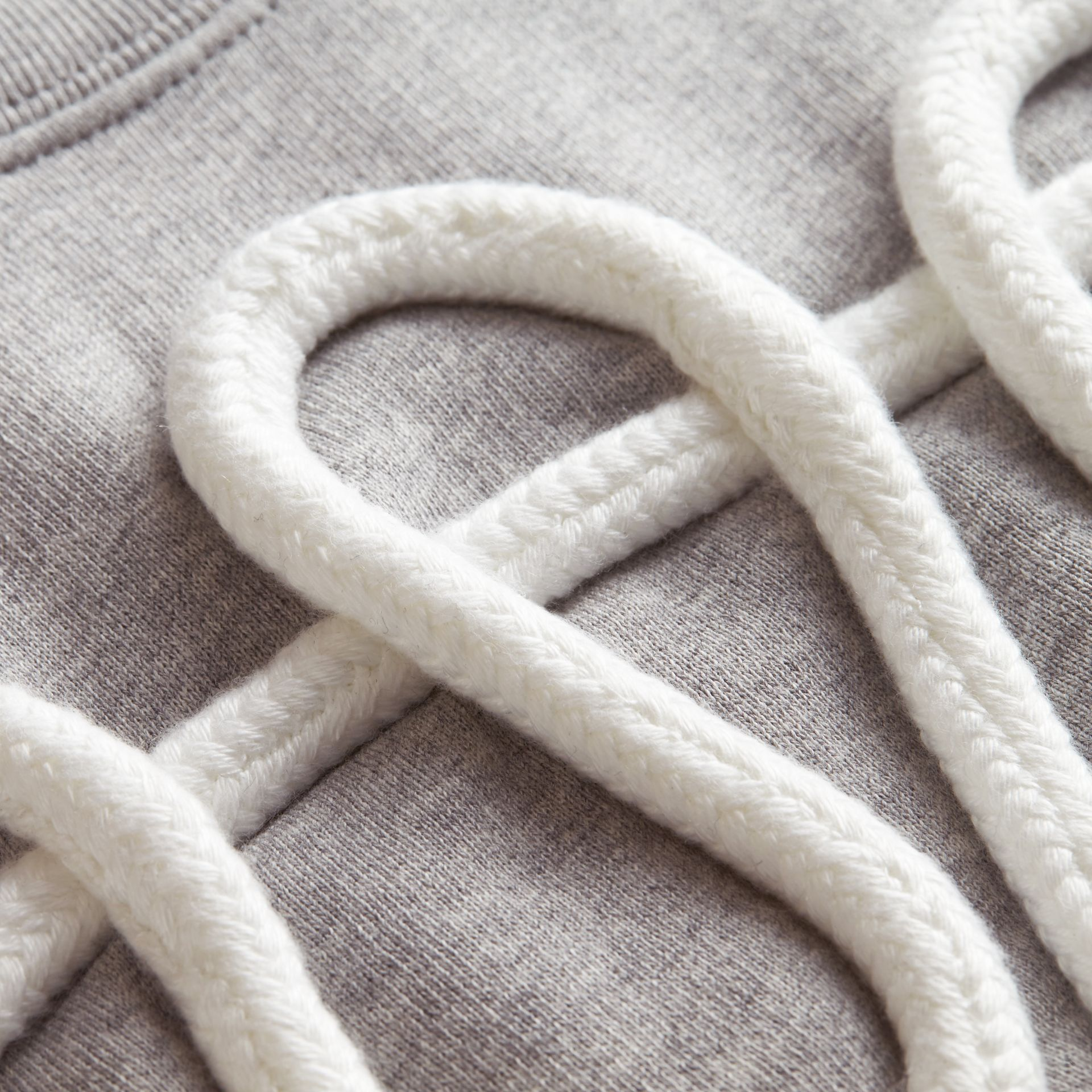 Unisex Rope Detail Sweatshirt - Men | Burberry - gallery image 2