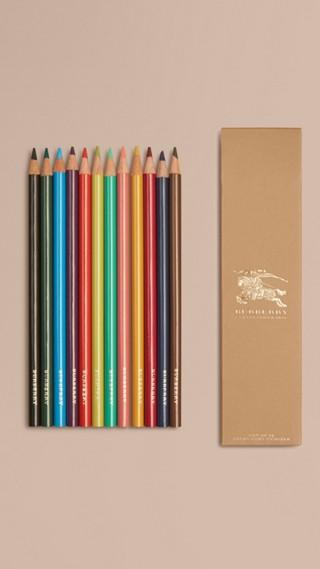 Set de crayons de couleur