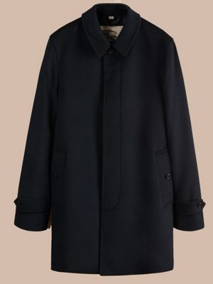 Virgin Wool Cashmere Car Coat | Burberry