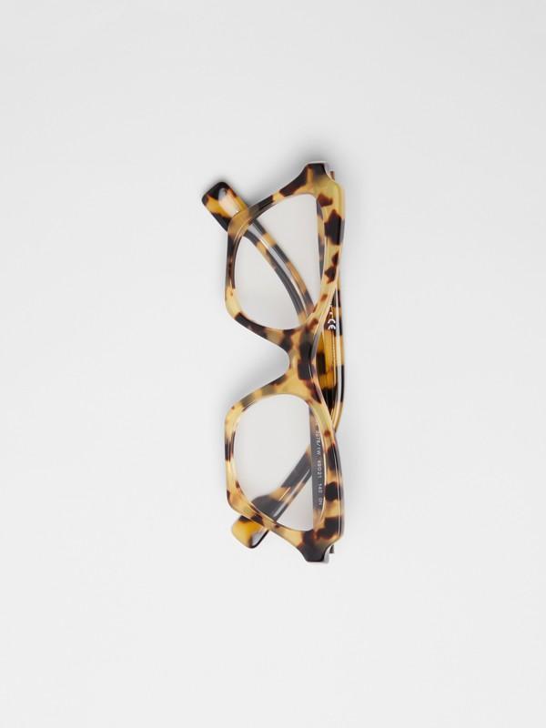 Lunettes de vue papillon (Écaille  Tortue) - Femme | Burberry - cell image 3